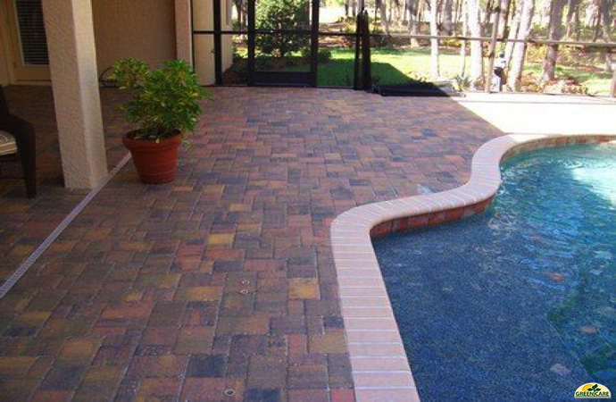 custom pools and spas by greencare.net